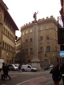 Piazza della trinita