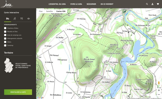 Screenshot_2019-07-28 Carte détaillée du Jura, carte interactive, Plan du Jura - Jura Tourisme(1)